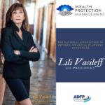 Association of Divorce Financial Planners Announces Lili Vasileff Co President