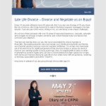 Lili Vasileff May 2021 Newsletter What happens to your pets if you get a divorce?